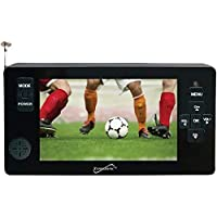 Supersonic SC-143 Portable 4 Inch Digital TV USB