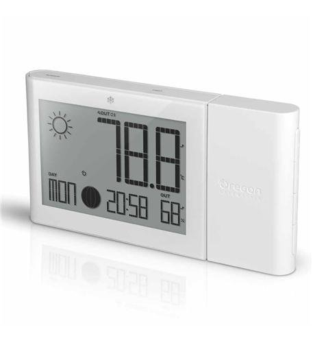 Oregon Scientific BAR268HG Alize Weather Station Advanced Version White