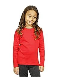 MONAG Girly Long Sleeve Toddler T-Shirt