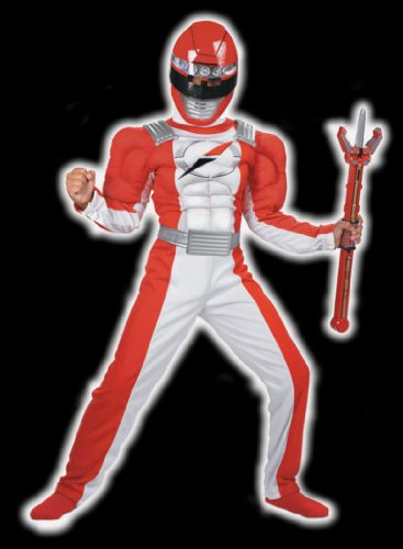 Child (Power Rangers Costumes Red)