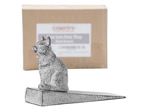 Quot Cat Quot Decorative Door Stop Wedge Cast Iron Door Stopper