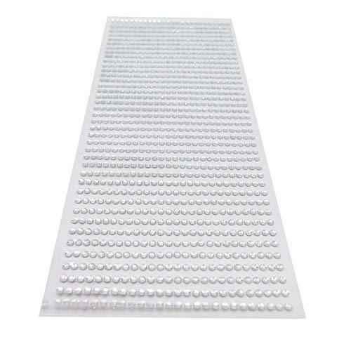 Rhinestones Adhesive Self Wholesale (Best Quality - Rhinestones - 1040pcs/set 3mm Self Adhesive DIY Decal Phone PC Art Bling Crystal Acrylic Rhinestone Scrapbooking Stickers Wall Car Sticker - by Olwen Shop)