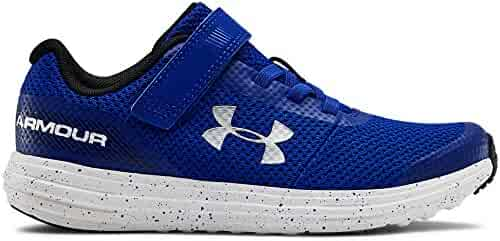 Under Armour Kids' Pre School Surge Rn Alternate Closure Sneaker