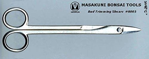 (8003)Masakuni bonsai tool Bud trimming shear by Masakuni