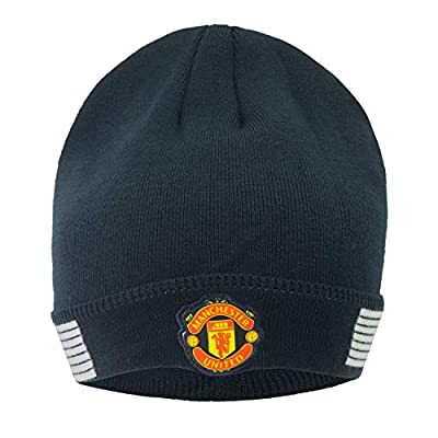 Clubhats Manchester United FC Beanie Soccer Knitted Hat Mens/Womens Football Hat