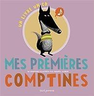 Mes premières comptines (1CD audio) par Philippe Jalbert