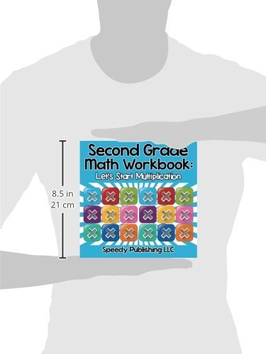 Second Grade Math Workbook: Let's Start Multiplication: Speedy ...