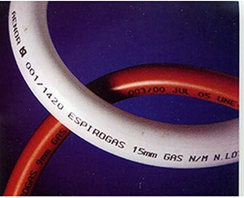 Espiroflex - Kit tubo gas natural 1.5mt