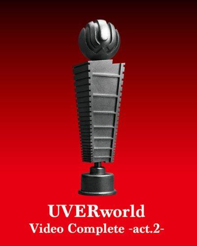 ウーバーワールド / UVERworld Video Complete-act.2-[初回仕様限定盤]の商品画像