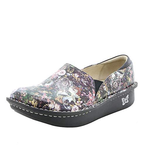 Alegria Debra Womens Slip-On Shoe Medley 7 M US