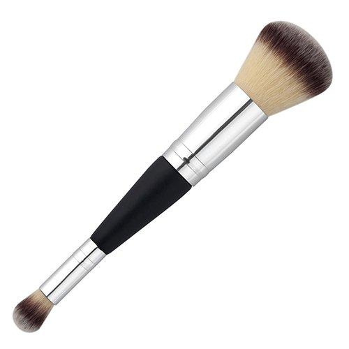 gainvictorlf Makeup brush Cosmetic Double Ended Eyeshadow Blending Contour Foundation Blush Makeup Brush