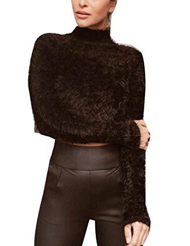 Pull Haut El Col Femme Mode pwOCTqn