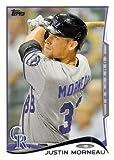 2014 Topps #465 Justin Morneau - Colorado Rockies (Baseball Cards)