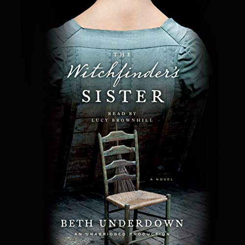 The Witchfinder's Sister Audiobook [Free Download by Trial] thumbnail