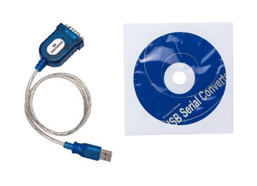 Brady 81701 Adaptador de USB A Serial