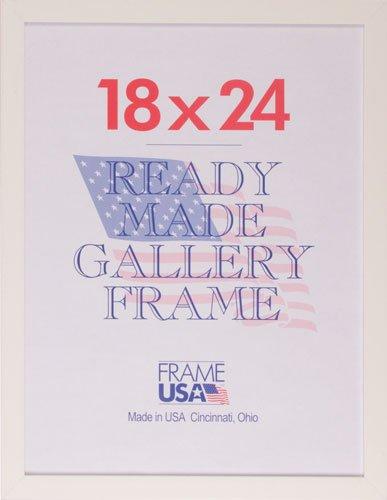 18x24 Poster Frame White