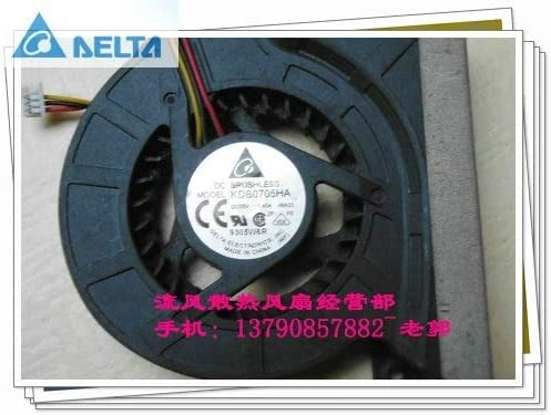 Notebook cooling fan For for delta kdb0705ha dc5 v 0.40a precision silent general graphics card fan