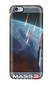 New Mass Effect 3 Girl Tpu Case Cover, Anti-scratch CaseyKBrown Phone Case For Iphone 6 Plus