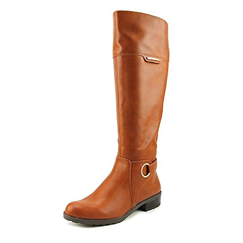 Womens Jadah Toe Fashion Closed Fashion Boots Brown Alfani Knee High Boots dtwHc