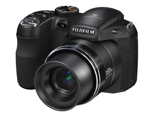 Fujifilm FinePix S2950 14 MP Digital Camera with Fujinon 18x