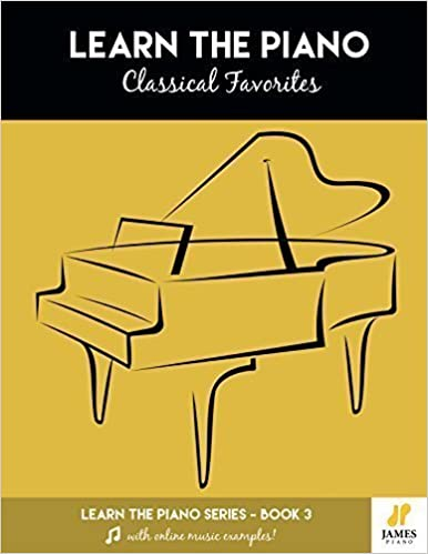 Learn The Piano Series Book 3 Classical Favorites Easy