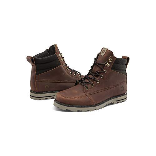 Volcom Mens Sub Zero Boot, Burnt Sienna, 11.5 D US (Volcom Snowboard Boots)