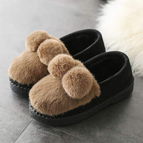 De d'hiver Antidérapantes Pantoufles Épaisses Taille HUYP 36 Dames Coton D'intérieur Pantoufles D'intérieur Chaussons De De Pantoufles De FB86Sqw