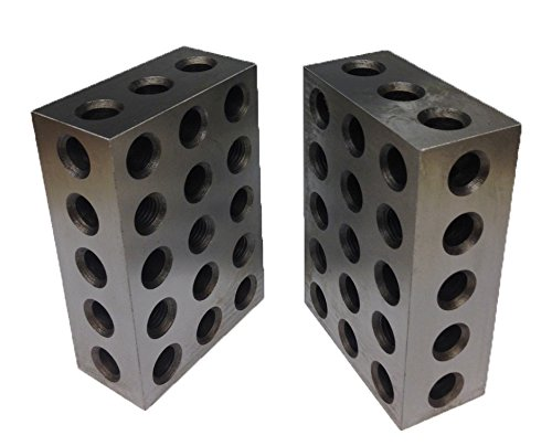 HHIP 3402-0510 2-4-6 Precision Matched Pair Blocks Set