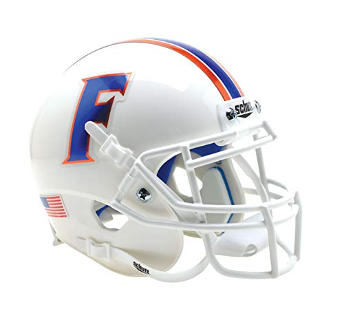 - Schutt NCAA Florida Gators Mini Authentic XP Football Helmet, AlT 2
