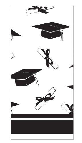 Creative Converting School Graduation Plastic