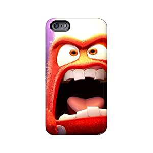 Shock-Absorbing Cell-phone Hard Covers For Iphone 6plus (CeC10314PPBE) Customized HD Inside Out Skin