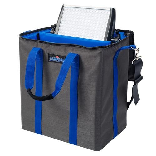 camRade litepanelBag for Litepanels Astra 1x1 Bi-Color LED Light Panel with Curved Yoke Attachment by CamRade