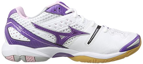 Schuhe Mizuno Wave Weiß 9 Tornado Womens Indoor Multisport gaYwaPq4