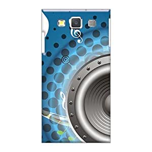 Shockproof Cell-phone Hard Covers For Samsung Galaxy A3 With Allow Personal Design Nice House Music Skin PhilHolmes