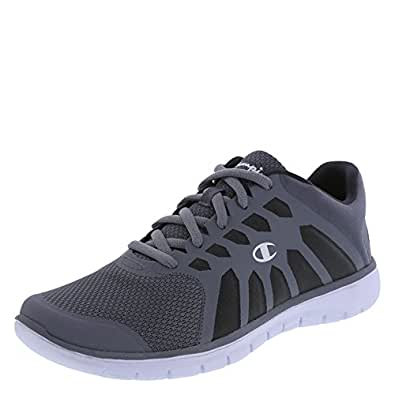 Champion Mens Grey Mens Cut-Out Gusto Runner 10 Regular