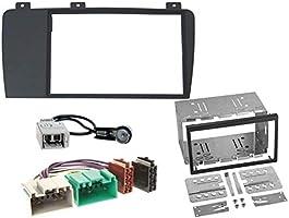 Kit de montage DIN autoradio pour VOLVO s60 xc70 v70 04-09