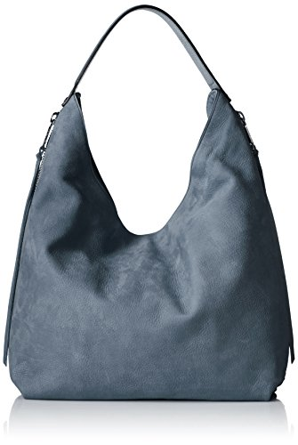 Bryn Dusty Double Zip Hobo Blue Rebecca Minkoff 5CZqw5P