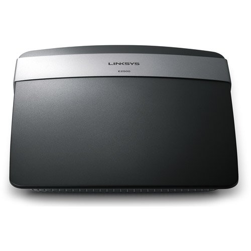- Linksys E2500 N600 Advanced High Speed Simultaneous Dual-Band Wireless-N Router