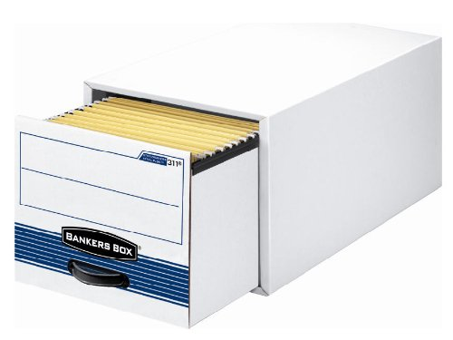 Bankers Box Stor/Drawer Steel Plus Storage Drawer, Letter Size(00311) (Drawer Bankers Storage Box)