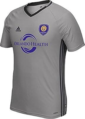 online store 87cc7 2dc32 MLS Orlando City SC Men's Short Sleeve Training Top, Clear ...