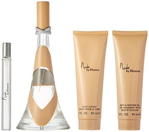 Rihanna Nude Gift Set Women's EDP Eau De Parfum Spray RNGS244491310