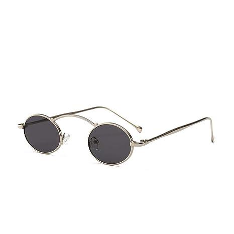 Yangjing-hl Gafas de Sol Gafas de Sol de Montura pequeña ...