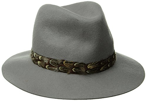 David & Young Women's Felt Panama Hat wi - Feather Hat Band Shopping Results