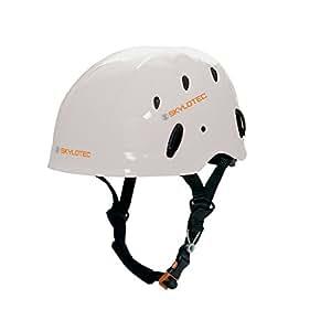 Master skylotec para niño casco de escalada talla 48/57 cm en colour blanco