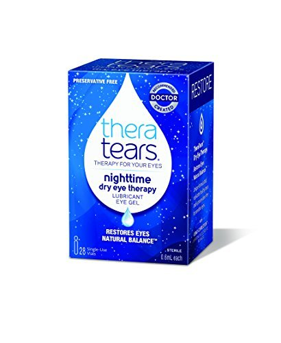 Thera Tears Thera Tears Liquid Gel, 0.57 fl.oz.,28-Count by Thera Tears