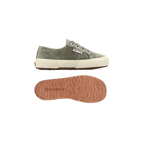 Superga 2750- SUEBINJ S004Z10 - Zapatillas de ante para niños Sand