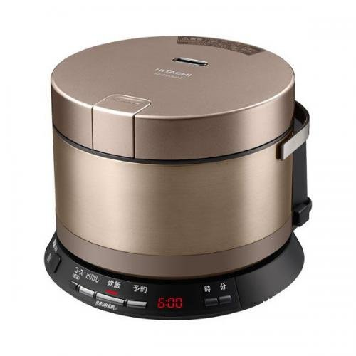HITACHI 0.36 litter portable IH rice cooker RZ-CSVS2M-T (Japan Import, Local shop limited version)