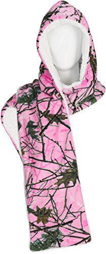 trail-crest-reversible-camo-hooded-scarf-one-size-fits-most-pink-forest