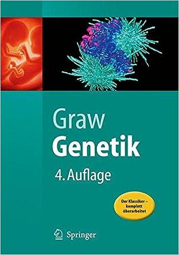 genetik springer lehrbuch