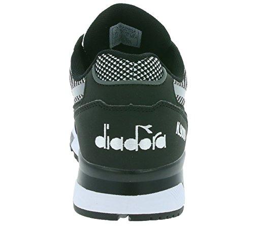 – Bianco Unisex Sneaker Nero Diadora Adulto N9000 Arrowhead 0IanHqO